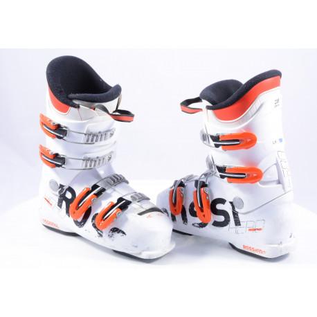 children's/junior ski boots ROSSIGNOL WORLDCUP HERO J4 Racing team