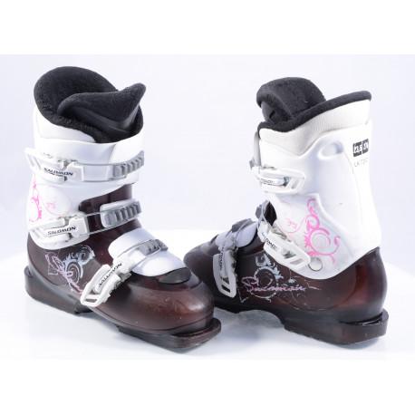 children's/junior ski boots SALOMON T3 GIRLIE