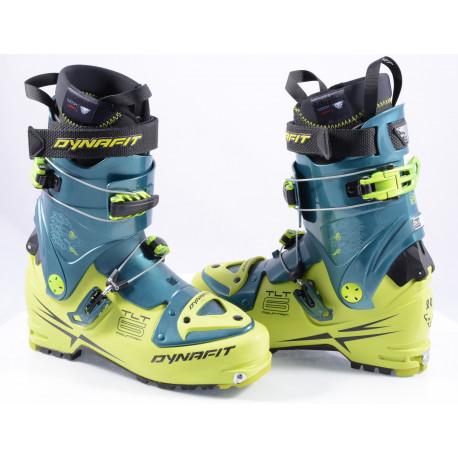 skialpinistické lyžiarky DYNAFIT TLT 6 MOUNTAIN, ultra lock system 2.0 ( TOP stav )
