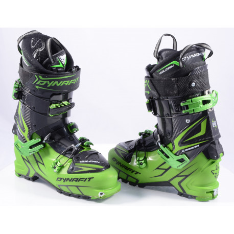 ski touring boots DYNAFIT VULCAN TF, ultra lock system, TLT, carbon ( TOP condition )