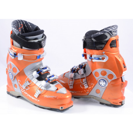 ski touring boots DYNAFIT ZZERO 3 PX, TLT, SKI/WALK, impact tech sole, rotation