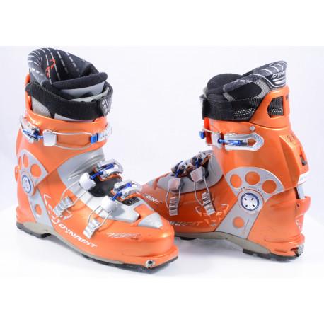 skialpinistické lyžiarky DYNAFIT ZZERO 3 PX, TLT, SKI/WALK, impact tech sole, rotation