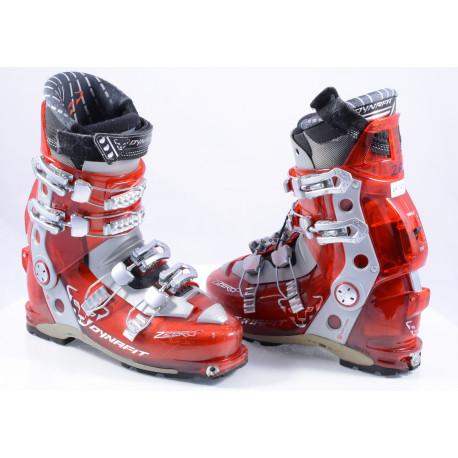 skialpinistické lyžiarky DYNAFIT ZZERO 4u, TLT, SKI/WALK, impact tech sole, micro system