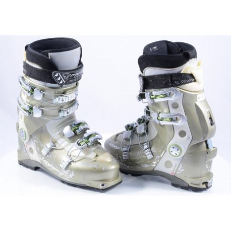 skialpinistické lyžiarky DYNAFIT ZZERO 4U PASSION, TLT, micro system, SKI/WALK