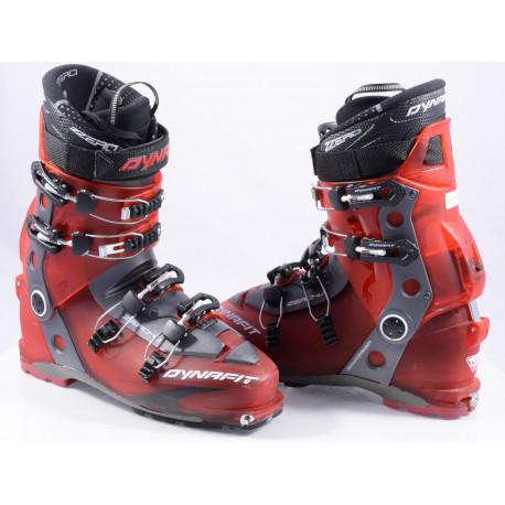 ski touring boots DYNAFIT ZERO 4U, micro system, SKI/WALK, power stranger ( TOP condition )