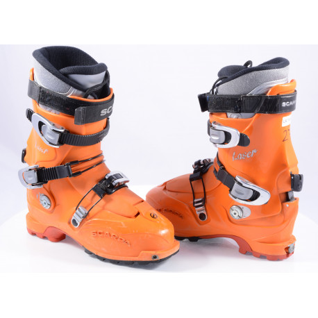 ski touring boots SCARPA LASER, canting