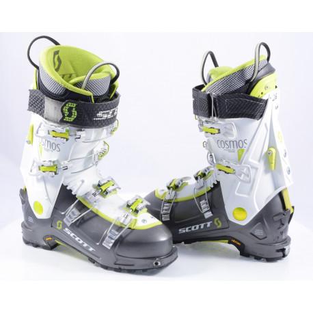 skialpinistické lyžiarky SCOTT COSMOS II, powerlite frame, shock damper inserts, SKI/WALK
