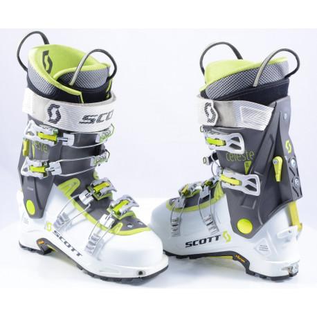 skialpinistické lyžiarky SCOTT CELESTE II, shock damper inserts, SKI/WALK