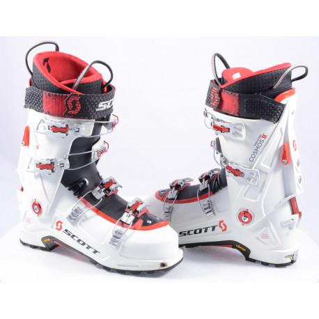 skialpinistické lyžiarky SCOTT COSMOS II, TLT, powerlite frame, shock damper inserts, SKI/WALK, canting adj.