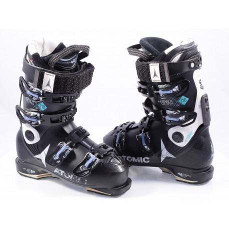 dámske lyžiarky ATOMIC HAWX ULTRA 110 W, Quadra ultrafit pro, celliant lambswool