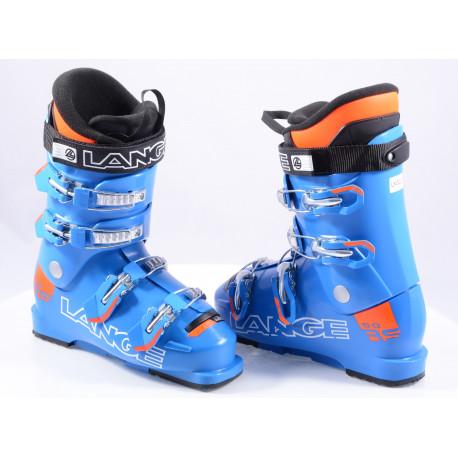 detské/juniorské lyžiarky LANGE RS 65 RACE Blue/orange