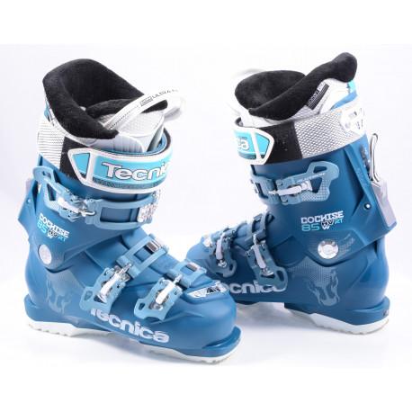 dámske lyžiarky TECNICA COCHISE 85 W HV rt, QUADRA ULTRA fit, WOMAN fit, SKI/WALK, QUICK instep