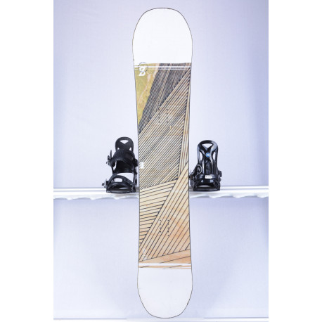 snowboard INTERIOR PLAIN PROJECT HARROW, WOODCORE, sidewall, FLAT/ROCKER