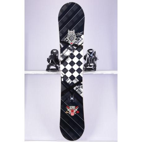 snowboard SALOMON ACE WIDE, aspen wood, sidewall, CAMBER