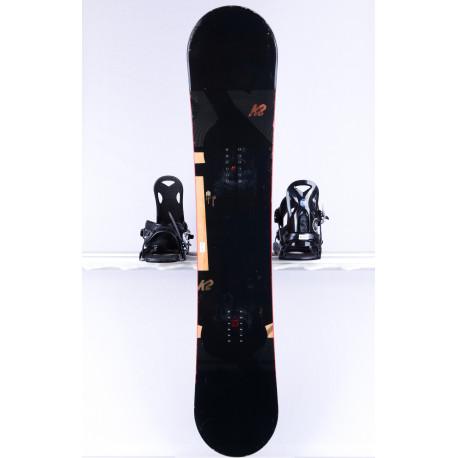 snowboard K2 THE STANDARD, Woodcore, sidewall, FLAT/ROCKER