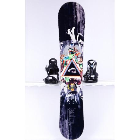 deska snowboardowa LIB TECH TRS XC2 BTX, BANANA tech, Magne traction, HYBRID/ ROCKER ( TOP stan )