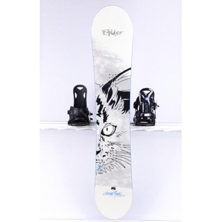 dámsky snowboard NITRO CHERYL MAAS PRO MODEL, powerlite core, railkiller edge, Gull wing tech, HYBRID/ROCKER