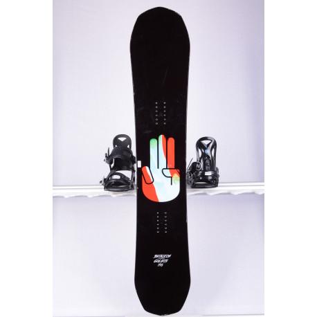 snowboard BATALEON GOLIATH, triple base technology, WOODCORE, CARBON, sidewall, CAMBER