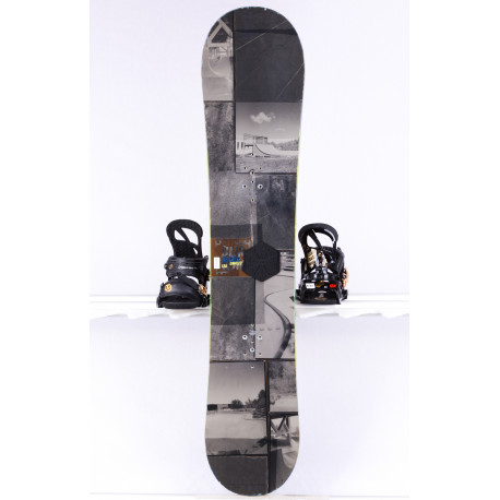 placa snowboard BURTON PROGRESSION PROCESS SMALLS, Woodcore, FLAT/ROCKER