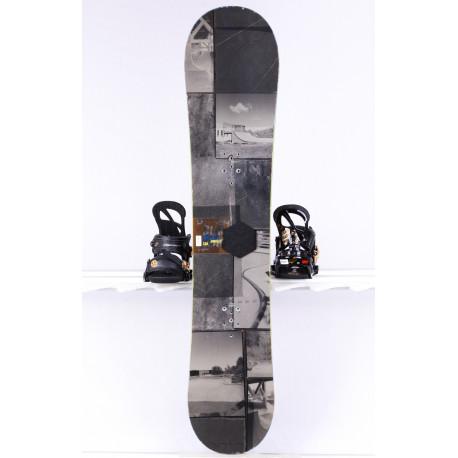 snowboard BURTON PROGRESSION PROCESS SMALLS, Woodcore, FLAT/ROCKER