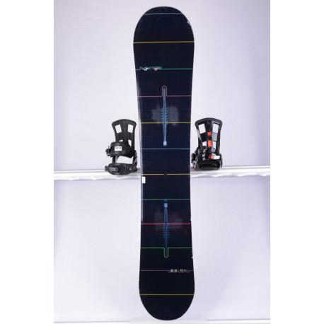 snowboard BURTON VAPOR CARBON VAPORSKIN, Woodcore, THE CHANNEL, CAMBER