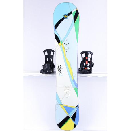 dámsky snowboard BURTON GENIE, easy rider, Woodcore, sidewall, ROCKER, ( TOP stav )