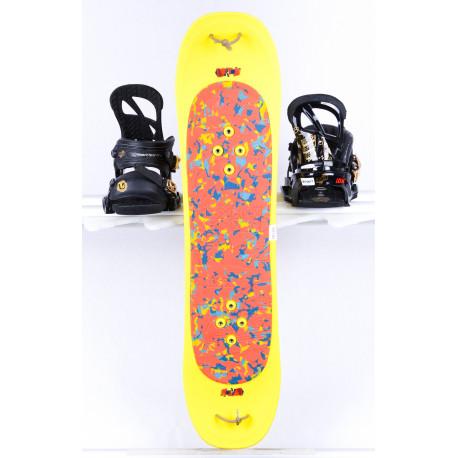 detský/juniorský snowboard BURTON RIGLET, FLAT/ROCKER