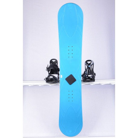 snowboard ATOMIC SIMPLE BLUE, woodcore, CAMBER ( TOP stav )