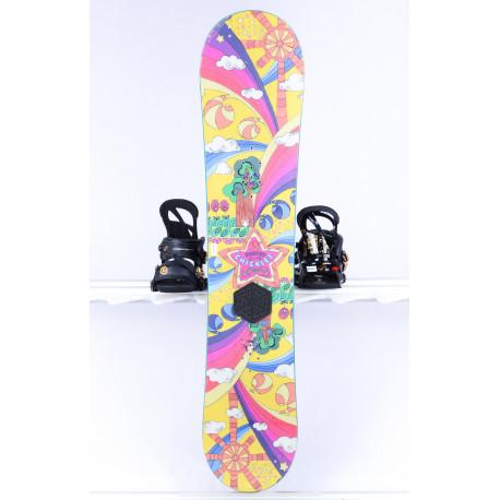 detský/juniorský snowboard BURTON CHICKLET GIRLS, CAMBER