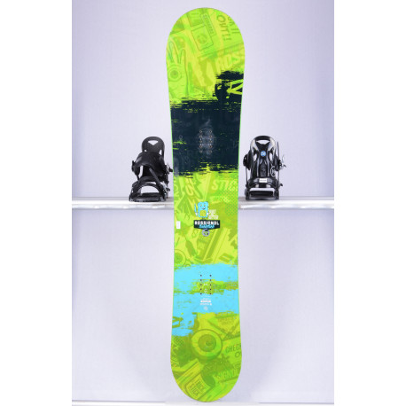 snowboard ROSSIGNOL TRICK STICK VOL 1, Woodcore, sidewall, ROCKER