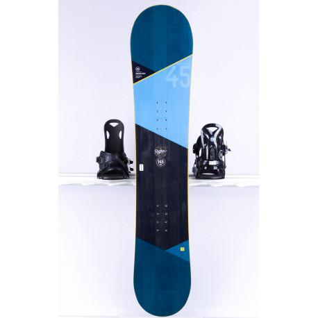 snowboard NIDECKER RHYTHM 2019, LIGHT woodcore, SWISS design, CAMBER ( used ONCE )
