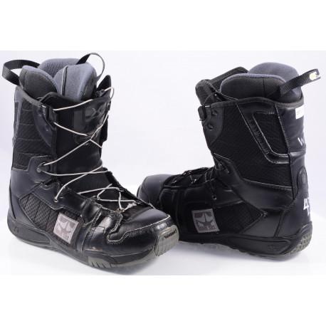 snowboard boots ROME SDS SMITH PUREFLEX BLACK