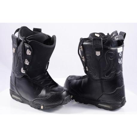 snowboardové boty FORUM STAMPEDE BLACK