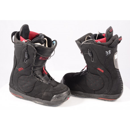snowboardové topánky BURTON WOMENS Q, SZ Lacing, Imprint 3