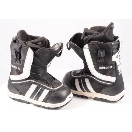 snowboard boots BURTON RULER SMALLS, SZ Lacing, Imprint 1 ( TOP condition )