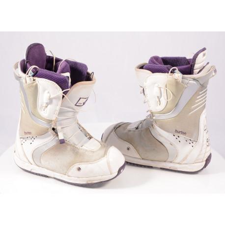 snowboard boots BURTON WOMENS AXEL, Truefit, Control lacing