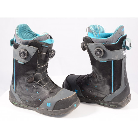 snowboard boots BURTON CONCORD DOUBLE BOA, Imprint 3, Powerup