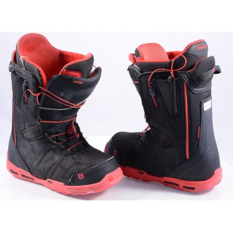 snowboardové topánky BURTON AMBUSH, Control lacing, Imprint 3