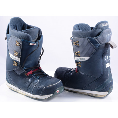 snowboard boots BURTON MENS HAIL, Imprint 3