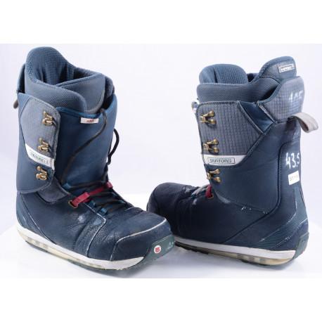 snowboardové topánky BURTON MENS HAIL, Imprint 3