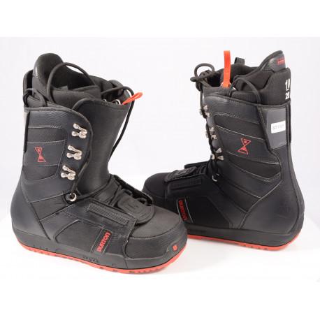 snowboardové topánky BURTON MENS PROGRESSION, Imprint 1