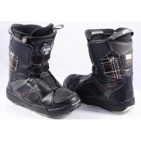 snowboard boots SALOMON MAORI BOA autofit, BOA technology