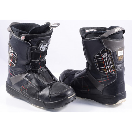 snowboardové topánky SALOMON MAORI BOA autofit, BOA technology