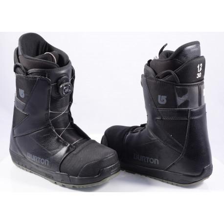 snowboard schoenen BURTON MENS PROGRESSION BOA MOTO, IMPRINT 1, BLACK/grey ( zoals NIEUW )