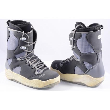 snowboardové topánky FEVER RIDER, Grey