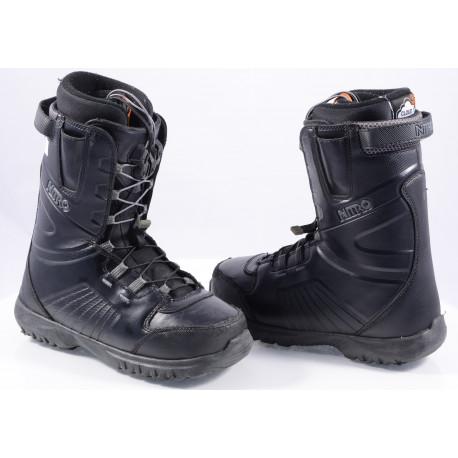 snowboard boots NITRO NOMAD TLS, Black ( TOP condition )