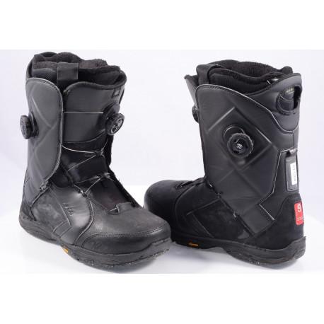 snowboard boots K2 MAYSIS double BOA, BLACK, VIBRAM, INTUITION control foam, ENDO construction