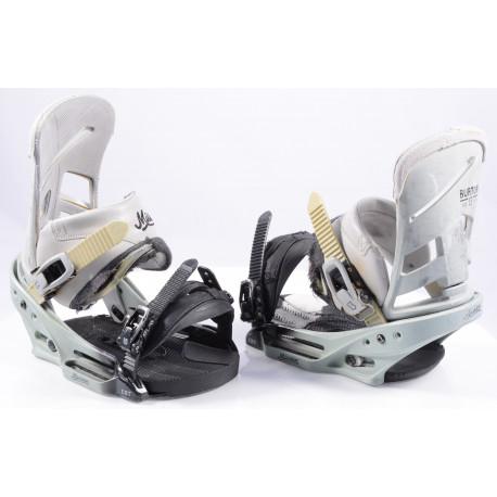 snowboard binding BURTON MISSION EST, IBK, THE CHANNEL, size M