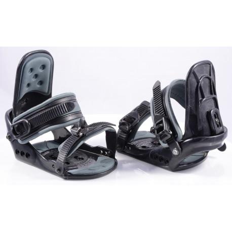 snowboardové viazanie BURTON , black, size M/L