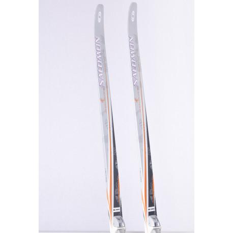 cross-country skis SALOMON SNOWSCAPE 9 SIAM + Salomon SNS ( TOP condition )